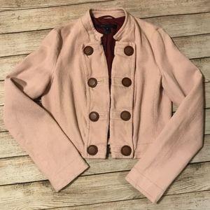 Marc Jacobs Cropped Corduroy Jacket